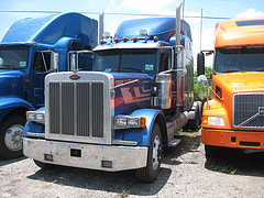 Truckers Sidelined by Safety Regulations