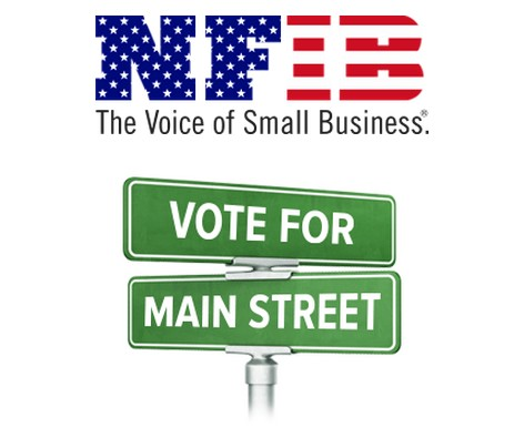 "The NFIB Will ""Certify"" Candidates As Small Business-Friendly this Election"